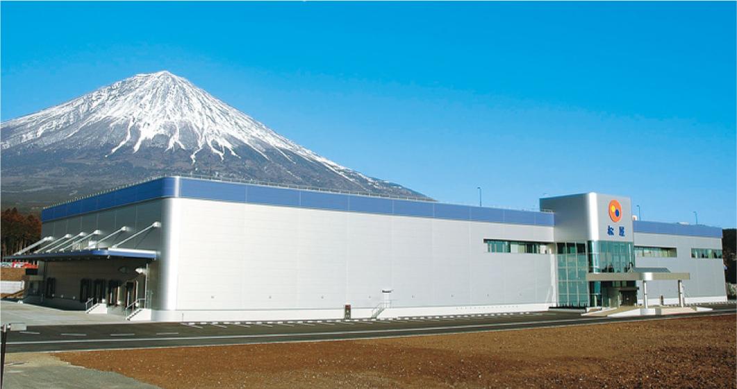 株式会社松屋フーズ 富士山工場