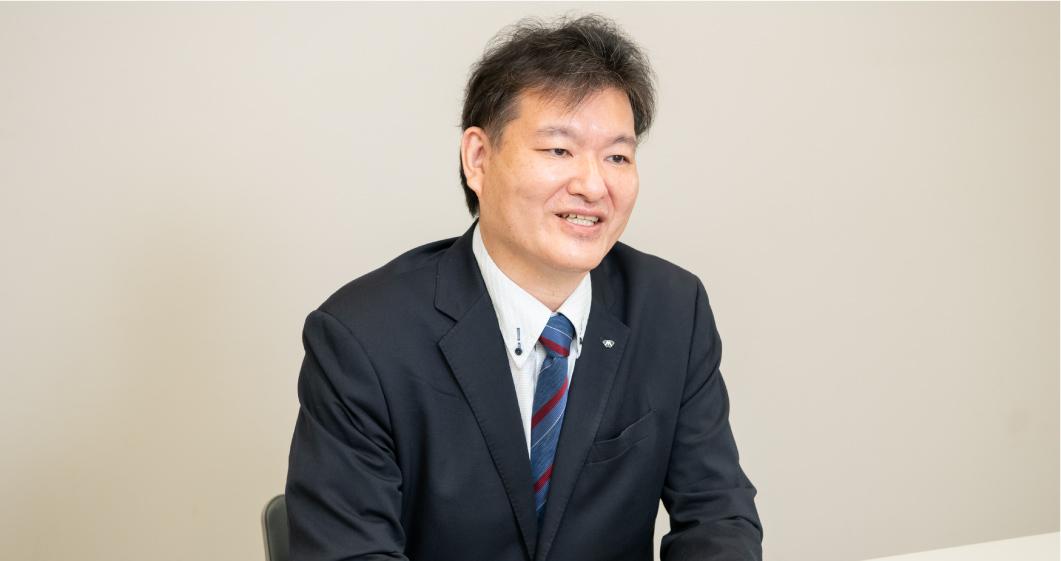 株式会社松屋フーズ 店舗開発部 部長 岡田 恵一 様